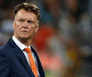Man Utd Pay Me Too Much To Do Nothing - Van Gaal Admits